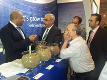 Aller Aqua Egypt is visited by the Minister of Agriculture