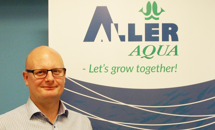 Kristian jensen employed as Global Technical Manager for Aller Aqua A/S