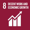 United Nations Sustainable Development Goal 8: Decent Work and Economic Growth